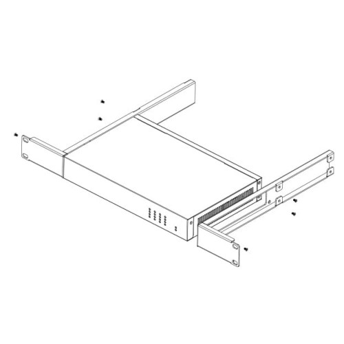 Sophos Rackmount-Kit SD-RED 20 & SG 105(w)/115(w) (RMSZTCH1A)