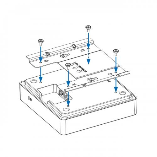 Sophos APX Montagesatz (APXZTCHCB)