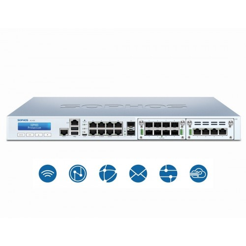 Sophos XG 430 TotalProtect Plus (XP4312SEU)