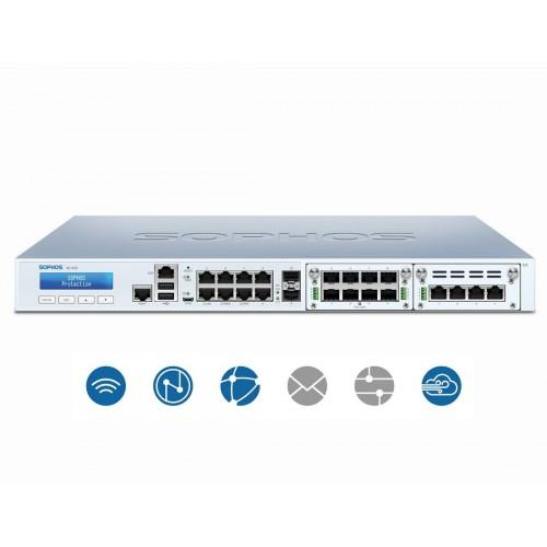 Sophos XG 450 EnterpriseProtect Plus (NS4512SEU)