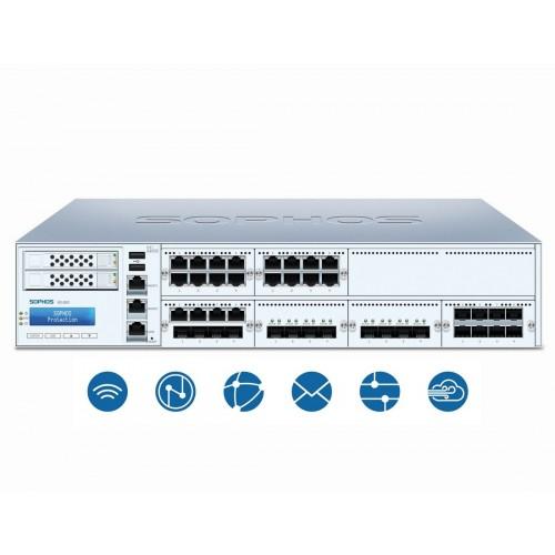 Sophos XG 650 TotalProtect Plus (XP6512SEU)