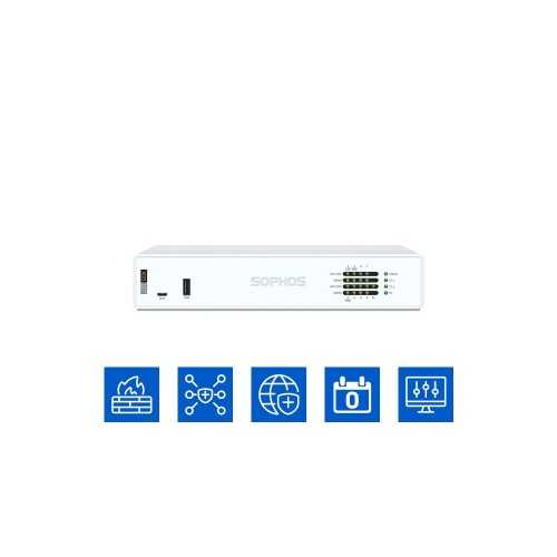 Sophos XGS 107 mit Xstream Protection (IA1Z1CSEU)