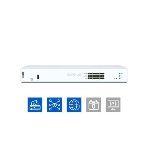 Sophos XGS 116 mit Standard Protection (JA1B1CSEU)