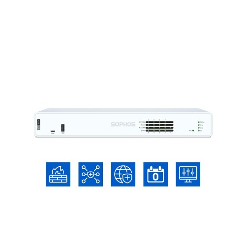 Sophos XGS 116 mit Xstream Protection (IA1B1CSEU)