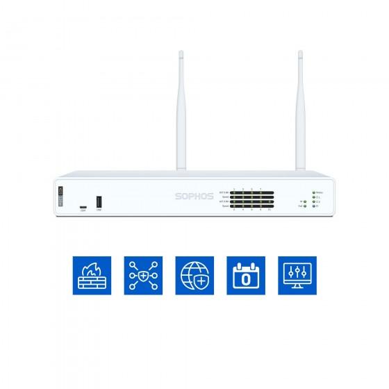 Sophos XGS 116w mit Xstream Protection (IY1B1CSEU)