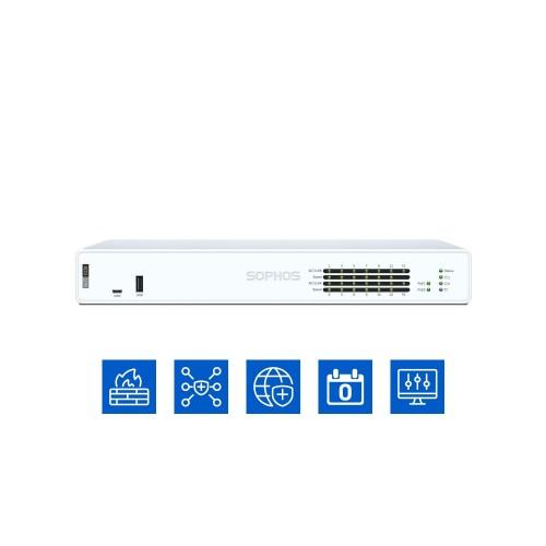 Sophos XGS 126 mit Xstream Protection (IA1C1CSEU)
