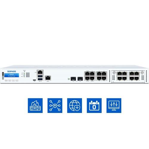 Sophos XGS 2100 mit Xstream Protection (IG2A1CSEU)