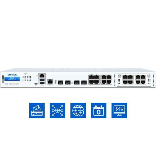 Sophos XGS 3100 mit Xstream Protection (IG3A1CSEU)