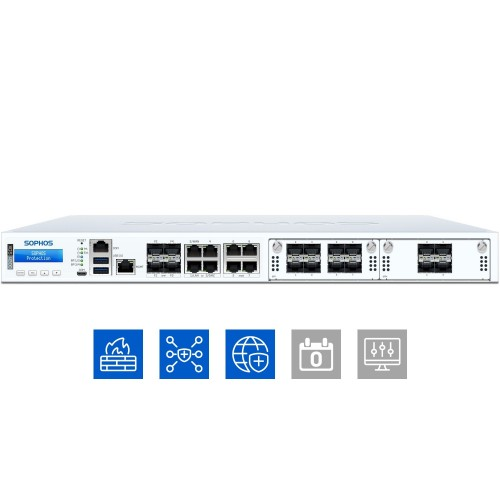 Sophos XGS 4300 mit Standard Protection (JG4C1CSEU)