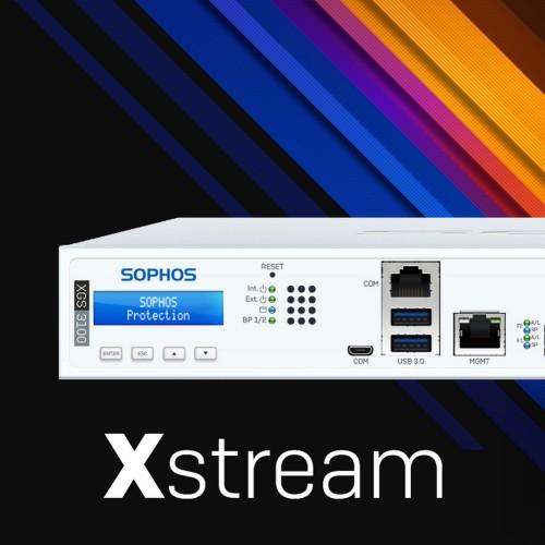 Sophos Xstream Protection XGS 3100 Lizenz (XF3A1CSES)