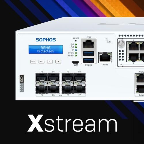 Sophos Xstream Protection XGS 5500 Lizenz (XF5E1CSES)