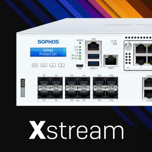 Sophos Xstream Protection XGS 6500 Lizenz (XF6E1CSES)