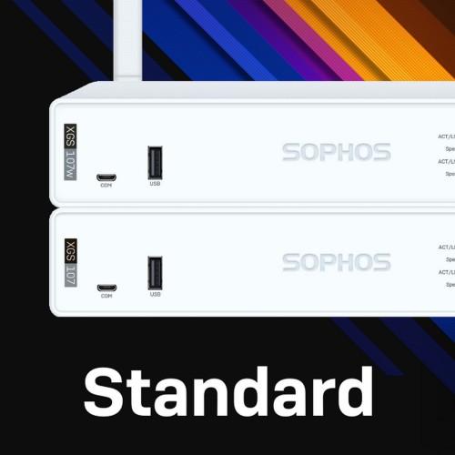 Sophos Standard Protection XGS 107(w) Lizenz (XT1Y1CSES)