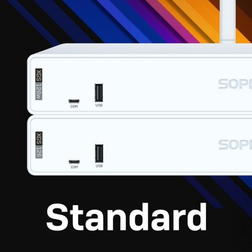 Sophos Standard Protection XGS 126(w) Lizenz (XT1S1CSES)