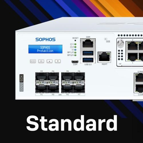 Sophos Standard Protection XGS 5500 Lizenz (XT5E1CSES)