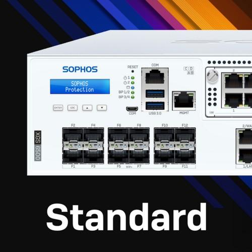 Sophos Standard Protection XGS 6500 Lizenz (XT6E1CSES)
