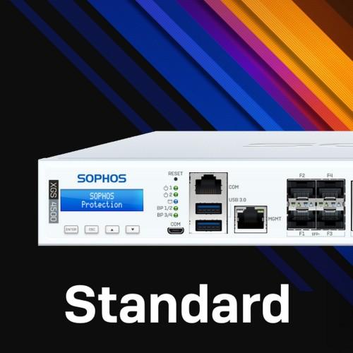 Sophos Standard Protection XGS 4500 Lizenz (XT4E1CSES)