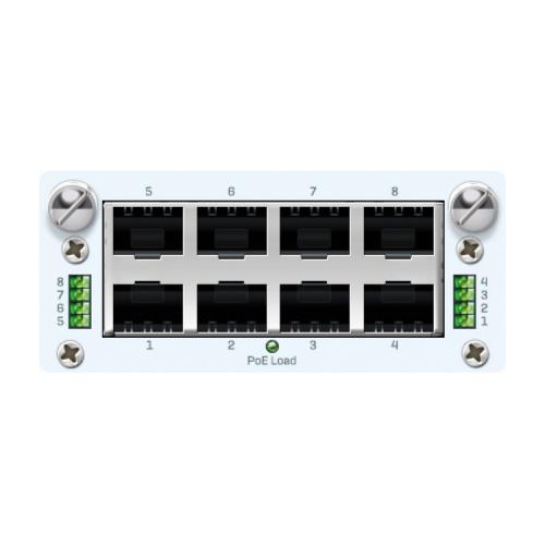 Sophos 8-Port GbE PoE FleXi-Port-Modul mit Stromversorgung (SGIZT2HEUK)