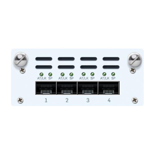 Sophos 4-Port 10 GbE SFP+ FleXi-Port-Modul (SGIZTCHF4)