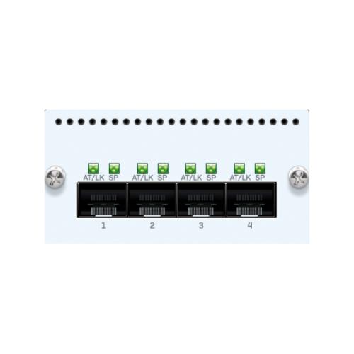Sophos 4-Port 10 GbE SFP+ FleXi-Port-Modul (XGSZTCHF4)