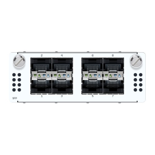 Sophos 8-Port GbE SFP FleXi-Port-Modul (XSBZTCHF8)