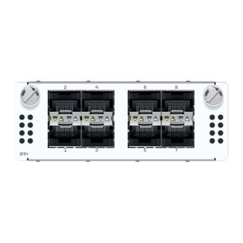 Sophos 8-Port 10GbE SFP+ FleXi-Port-Modul (XSAZTCHF8)