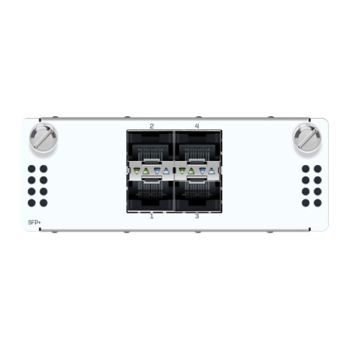 Sophos 4-Port 10GbE SFP+ FleXi-Port-Modul (XSAZTCHF4)