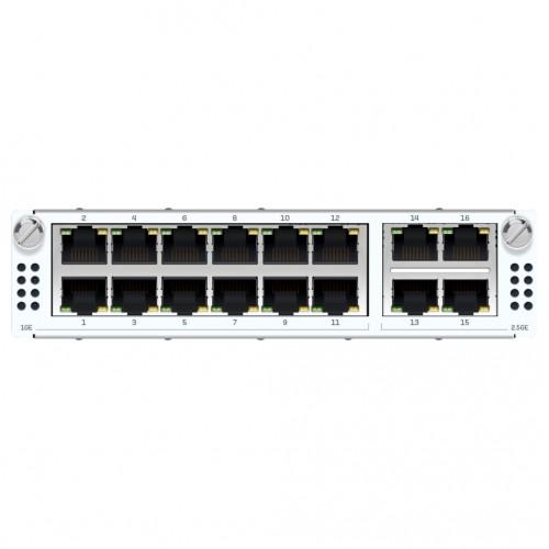Sophos 4-Port 2,5GbE + 12-Port GbE FleXi-Port-Modul (XSAZTCHC4)