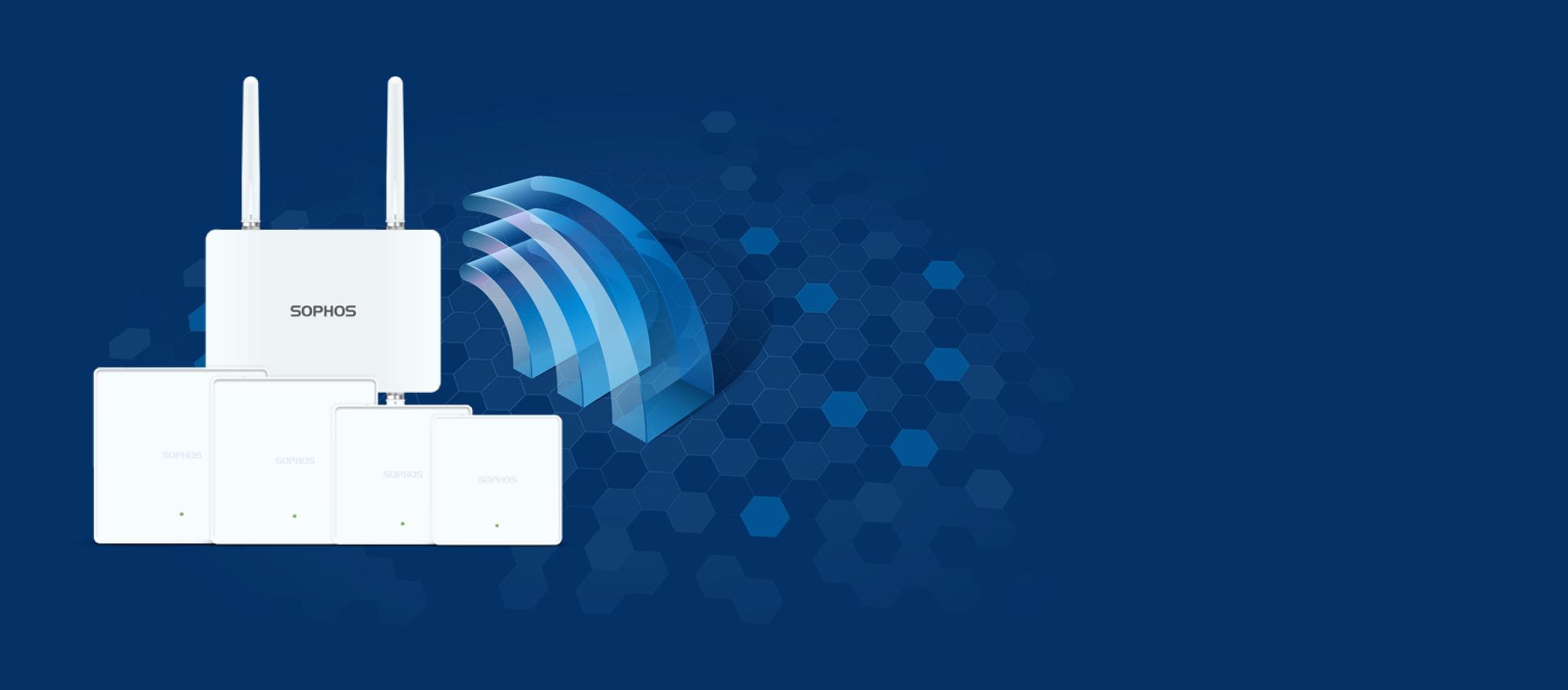 Optimaler WLAN-Schutz mit den Sophos APX Access Points